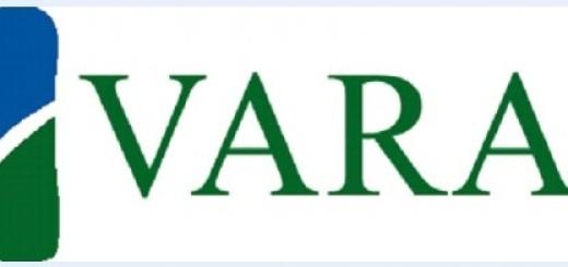 VARAM logo