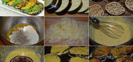 baklažāni siera mīklā